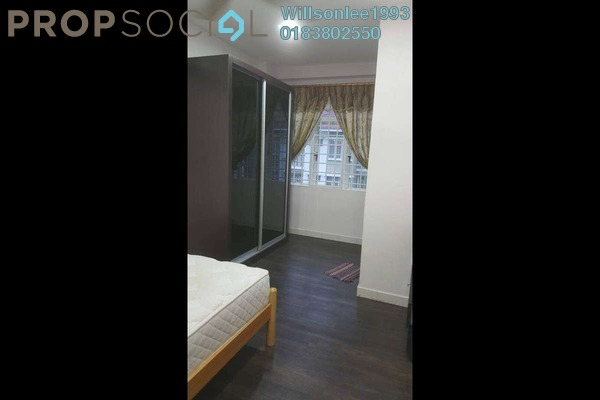 For Sale Condominium at Fortune Avenue, Kepong Freehold Semi Furnished 3R/2B 499k