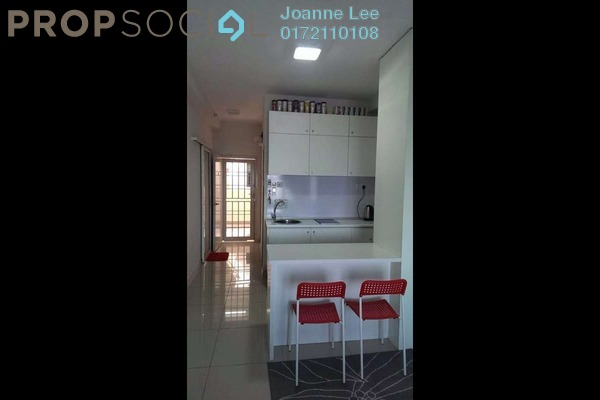 For Sale Condominium at Centrestage, Petaling Jaya Freehold Fully Furnished 1R/1B 288k