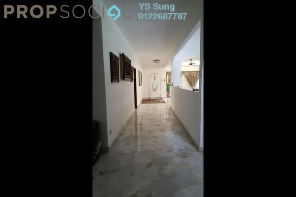 For Sale Bungalow at Pinggiran Taman Tun Dr Ismail, TTDI Freehold Semi Furnished 5R/4B 6m