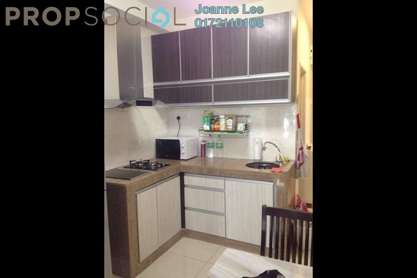 For Sale Condominium at Centrestage, Petaling Jaya Freehold Fully Furnished 1R/1B 490k