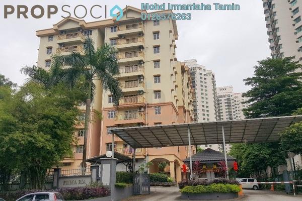 For Sale Condominium at Prima Ria, Dutamas Freehold Semi Furnished 3R/2B 550k