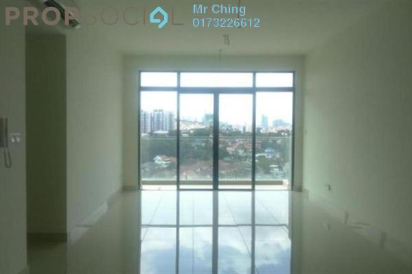 For Sale Condominium at The Z Residence, Bukit Jalil Freehold Semi Furnished 3R/2B 675k