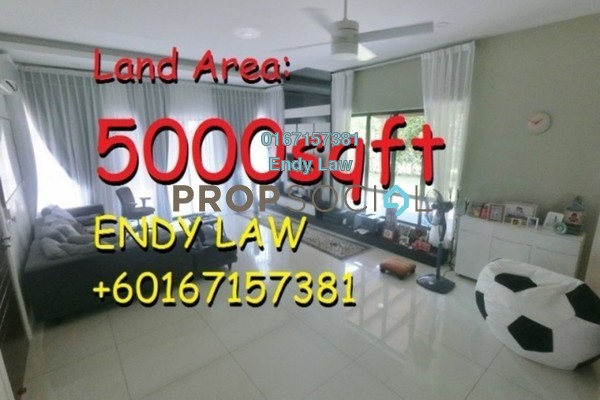 For Sale Semi-Detached at Lenga, Johor Freehold Semi Furnished 5R/5B 2m