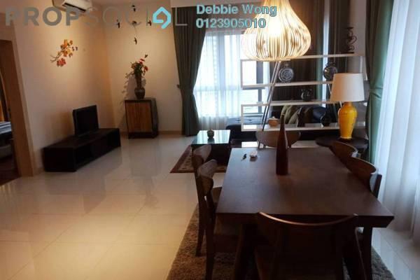 For Rent Condominium at 6 Ceylon, Bukit Ceylon Freehold Fully Furnished 2R/2B 4.5k