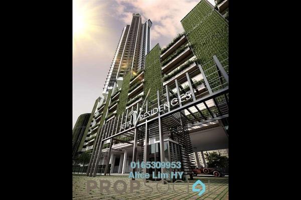 For Sale Condominium at Setia V Residences, Gurney Drive Freehold Semi Furnished 2R/2B 2.1m