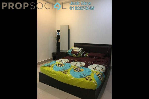 For Rent Condominium at Shaftsbury Square, Cyberjaya Freehold Fully Furnished 0R/1B 1.2k