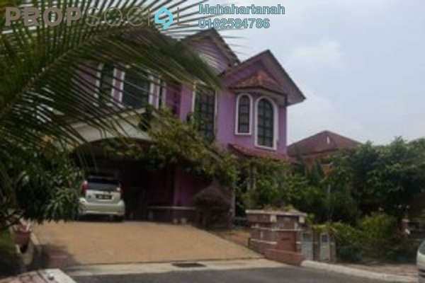 For Sale Bungalow at Bayu Lakehomes, Mantin Freehold Semi Furnished 5R/5B 930k