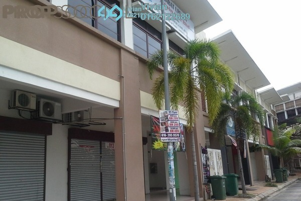 For Rent Shop at Wangsa Walk Mall, Wangsa Maju Freehold Unfurnished 0R/2B 3.1k