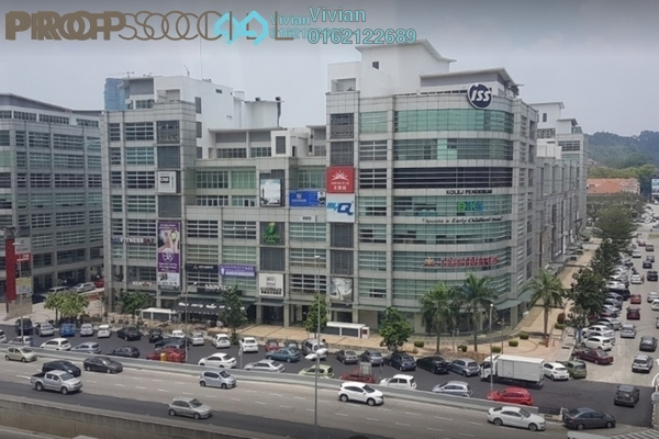 For Sale Office at IOI Boulevard, Bandar Puchong Jaya Freehold Fully Furnished 0R/1B 1.1m