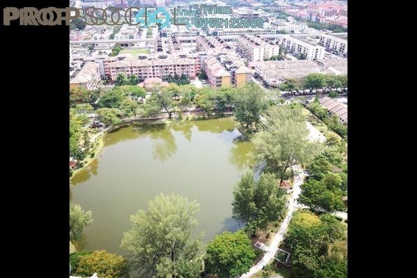 For Rent Condominium at Ridzuan Condominium, Bandar Sunway Freehold Semi Furnished 2R/2B 1k