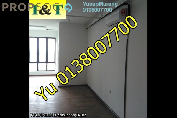 For Rent Condominium at Suria Jaya e-SOFO, Shah Alam Freehold Semi Furnished 0R/2B 800translationmissing:en.pricing.unit