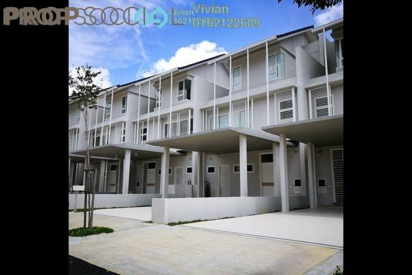 For Sale Terrace at Senja, Seri Kembangan Leasehold Semi Furnished 4R/5B 1.6m