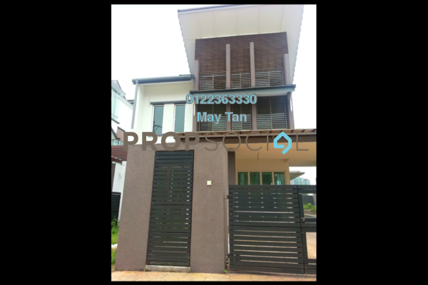 For Sale Bungalow at USJ Heights, UEP Subang Jaya Freehold Semi Furnished 5R/5B 2.5m