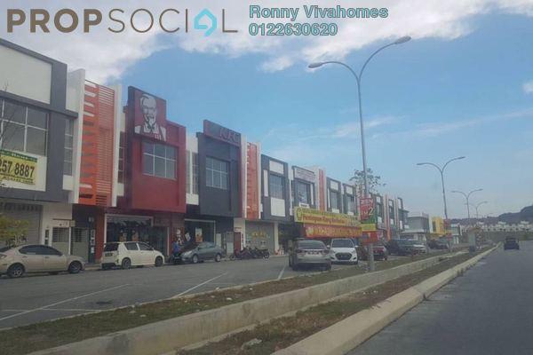 For Sale Shop at Bandar Puncak Alam, Kuala Selangor Freehold Unfurnished 0R/2B 1.2m