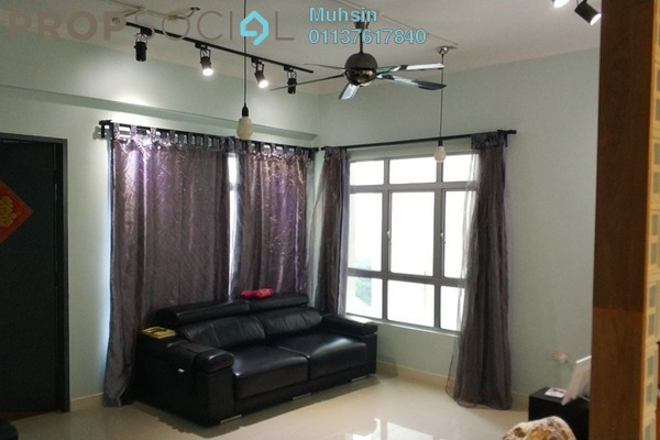 For Sale Condominium at Residensi Desa, Kuchai Lama Freehold Semi Furnished 3R/3B 650k