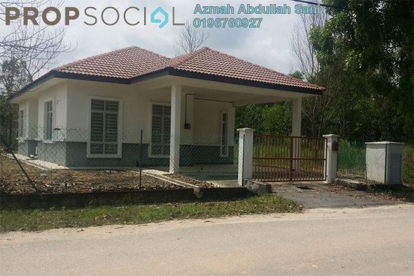 For Rent Bungalow at Albury @ Mahkota Hills, Semenyih Freehold Semi Furnished 3R/2B 900translationmissing:en.pricing.unit