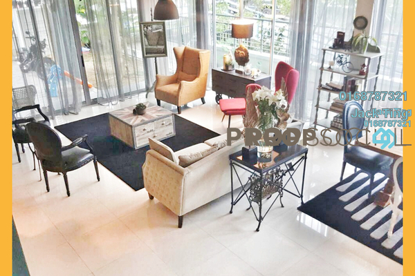 For Sale Terrace at Sering Ukay, Ukay Freehold Fully Furnished 6R/5B 1.6m