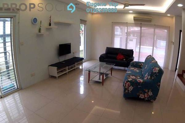 For Rent Terrace at Sunway SPK Damansara, Kepong Freehold Fully Furnished 4R/3B 3.8k