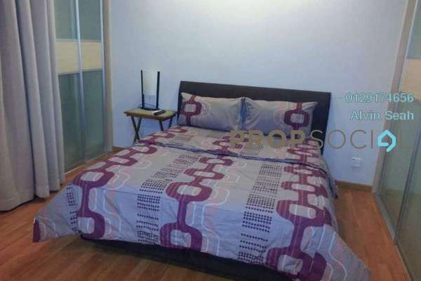 For Sale Serviced Residence at Maytower, Dang Wangi Freehold Fully Furnished 0R/1B 410k
