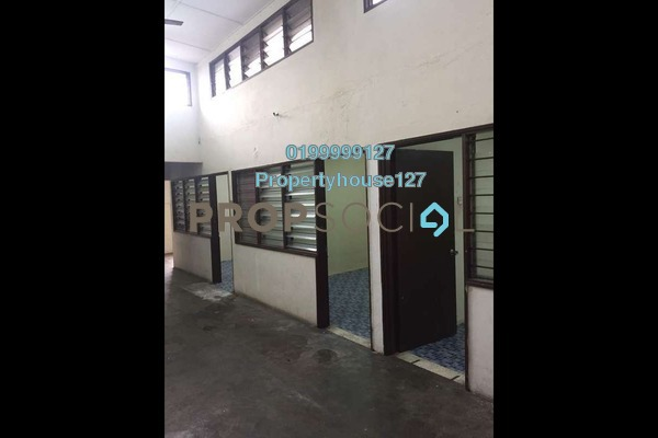 For Rent Office at Pinggiran Taman Tun Dr Ismail, TTDI Freehold Unfurnished 0R/0B 3k