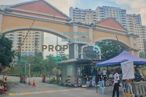 For Sale Apartment at Desaminium Rimba, Bandar Putra Permai Freehold Semi Furnished 5R/3B 300k
