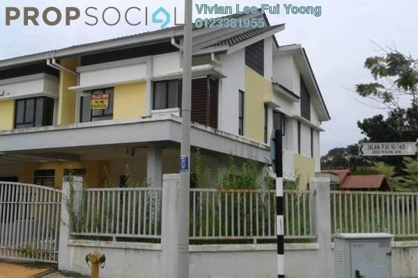 For Sale Terrace at Sutera Damansara, Damansara Damai Freehold Semi Furnished 5R/4B 1.28m