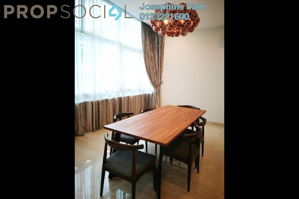 For Rent Condominium at Sunway Vivaldi, Mont Kiara Freehold Semi Furnished 5R/5B 8k