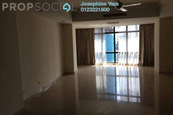 For Rent Condominium at 3 Kia Peng, KLCC Freehold Semi Furnished 5R/5B 8k
