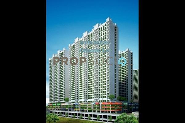 For Sale Condominium at Razak City Residences, Sungai Besi Freehold Fully Furnished 2R/2B 350k