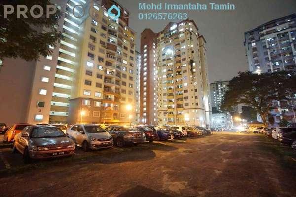 For Sale Apartment at Vista Angkasa, Pantai Freehold Semi Furnished 3R/2B 440k