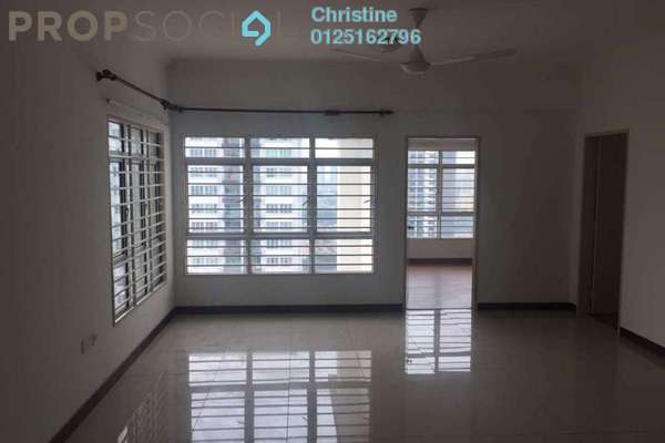 For Sale Condominium at Residensi Desa, Kuchai Lama Freehold Semi Furnished 4R/3B 630k