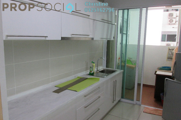For Sale Condominium at 288 Residences, Kuchai Lama Freehold Semi Furnished 4R/3B 660k