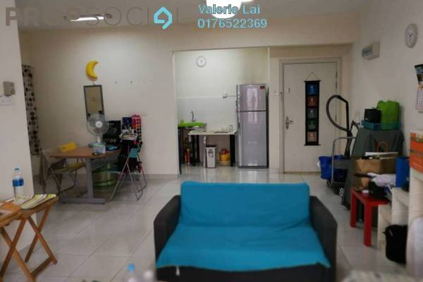 For Rent Condominium at Pelangi Damansara Sentral, Mutiara Damansara Freehold Fully Furnished 1R/1B 1.8k