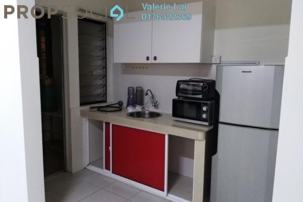 For Rent Condominium at Pelangi Damansara Sentral, Mutiara Damansara Freehold Semi Furnished 1R/1B 1.25k