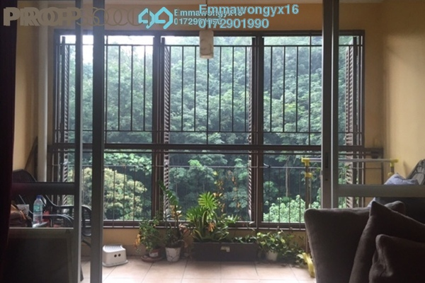 For Sale Condominium at Desa Putra, Wangsa Maju Freehold Semi Furnished 3R/2B 720k