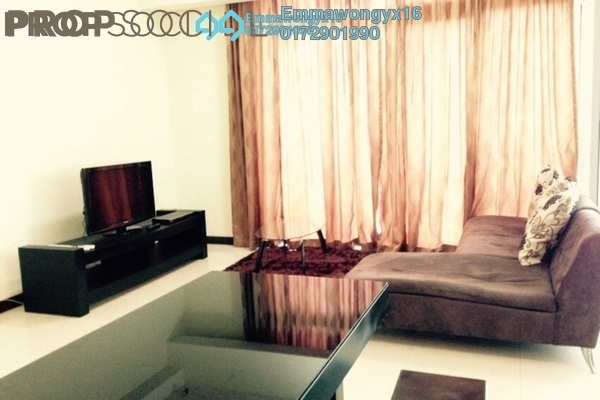 For Rent SoHo/Studio at Hampshire Residences, KLCC Freehold Fully Furnished 1R/1B 3.3k