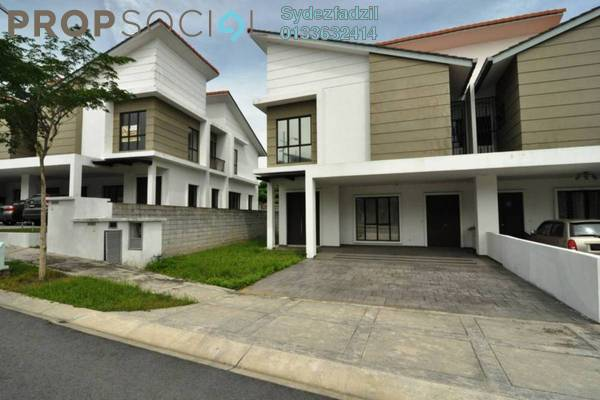 For Sale Semi-Detached at Taman Sutera, Kajang Freehold Unfurnished 5R/5B 1.12m