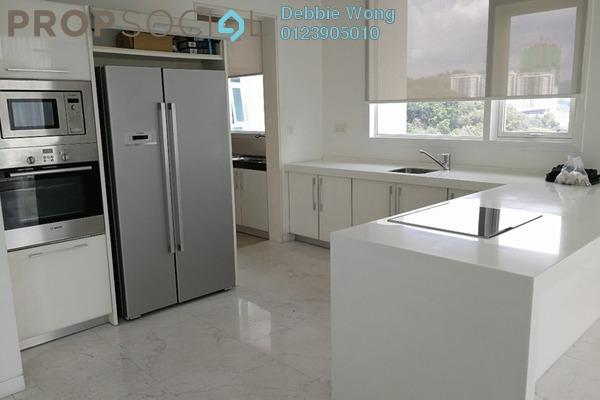For Sale Duplex at Kiara 9, Mont Kiara Freehold Semi Furnished 3R/4B 2.2m