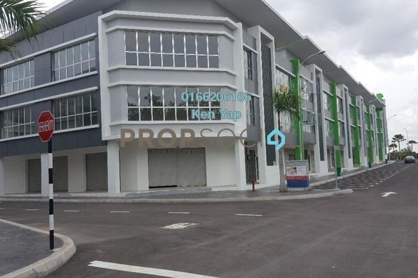 For Rent Shop at Bandar Puteri Bangi, Kajang Freehold Unfurnished 0R/2B 6.5k