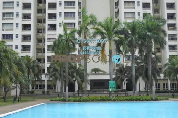 For Sale Condominium at Sri Hijauan, Shah Alam Freehold Semi Furnished 3R/2B 430k