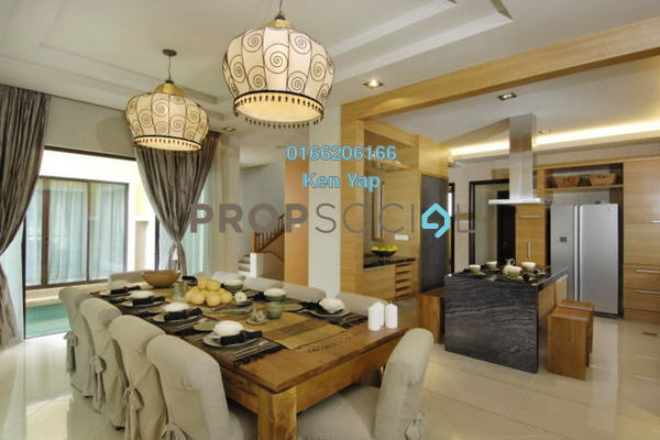 For Sale Bungalow at Country Heights Kajang, Kajang Freehold Fully Furnished 7R/7B 3.99m