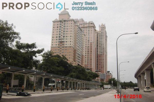 For Rent Serviced Residence at Rhythm Avenue, UEP Subang Jaya Freehold Fully Furnished 2R/2B 1.2k