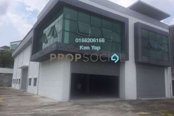 For Rent Factory at Mega 2 Industrial Park, Kajang Freehold Unfurnished 0R/4B 10k