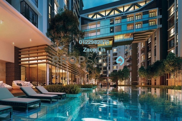 For Sale Condominium at The Potpourri, Ara Damansara Freehold Fully Furnished 3R/3B 2.16m