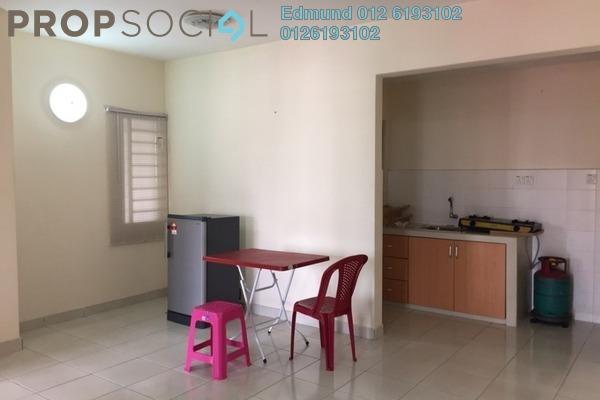 For Rent Condominium at Pelangi Damansara Sentral, Mutiara Damansara Freehold Semi Furnished 1R/2B 1.3k