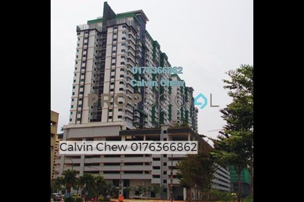 For Sale Serviced Residence at Alam Sanjung, Shah Alam Freehold Unfurnished 3R/2B 290k