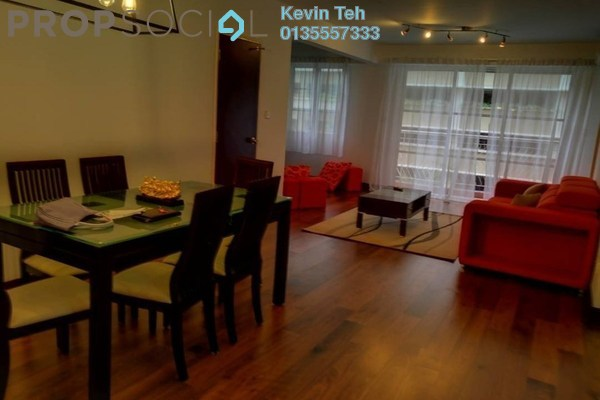For Sale Condominium at Laman Suria, Mont Kiara Freehold Fully Furnished 2R/2B 725k