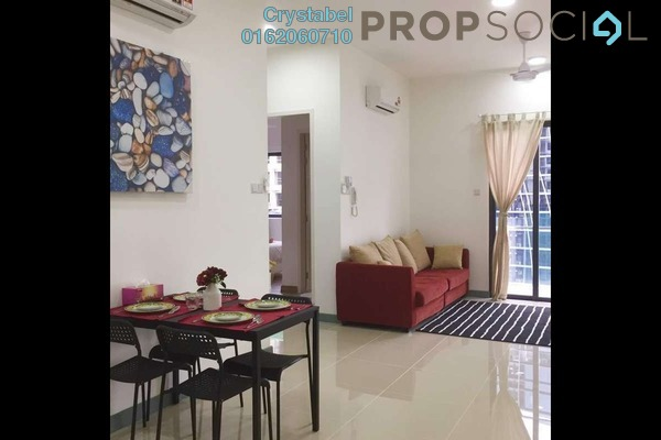 For Rent Condominium at South View, Bangsar South Freehold Fully Furnished 2R/2B 2.4k