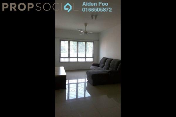 For Sale Apartment at Desa Tanjung Apartment, Bandar Puteri Puchong Freehold Semi Furnished 3R/2B 310k