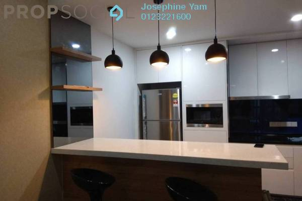For Rent Condominium at Arcoris, Mont Kiara Freehold Fully Furnished 2R/2B 4.5k